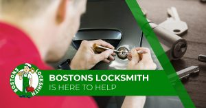 Bostons locksmith is here to help