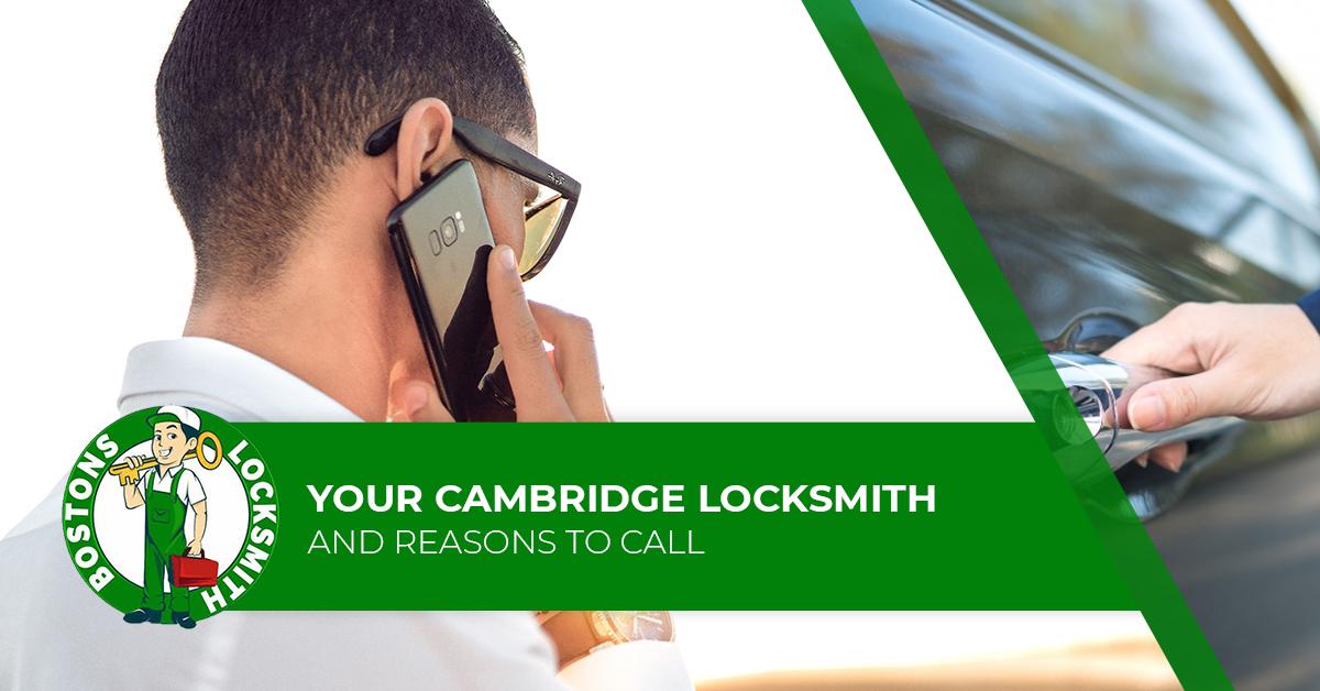 reasons to call a locksmith