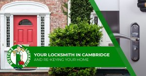 re-keying your home boston