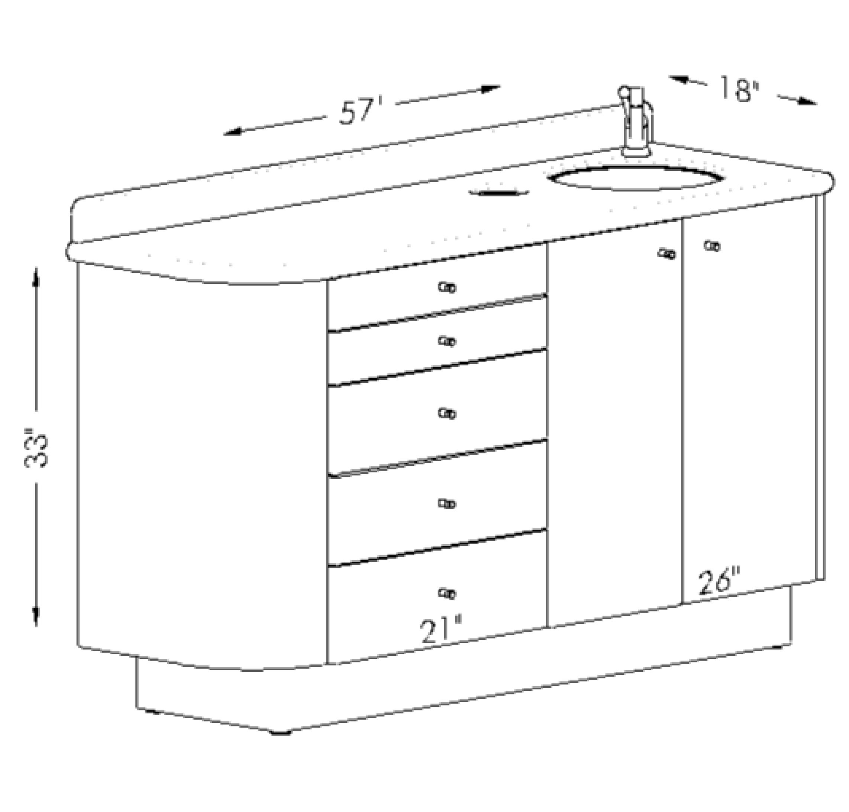 Assistantu0027s Side Cabinet