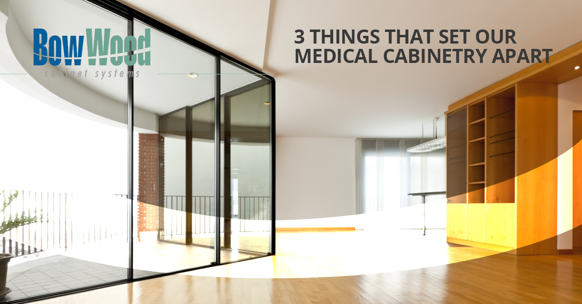 Medical Cabinetry: What Sets Our Cabinet Systems Apart From ...