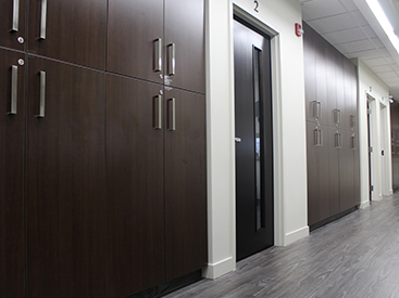 Medical Architectural Millwork - Reception Desks, Cabinetry ...