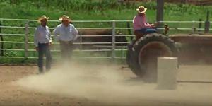 Horse Arena Dust Control