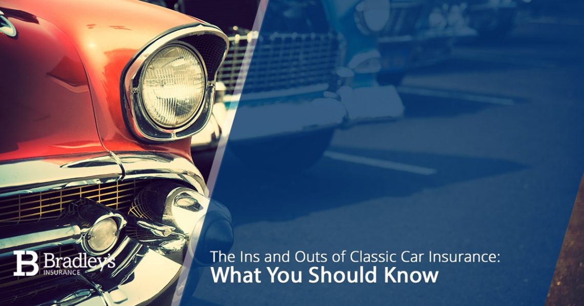 Classic Car Insurance Ottawa: Going Beyond Home and Auto Insurance