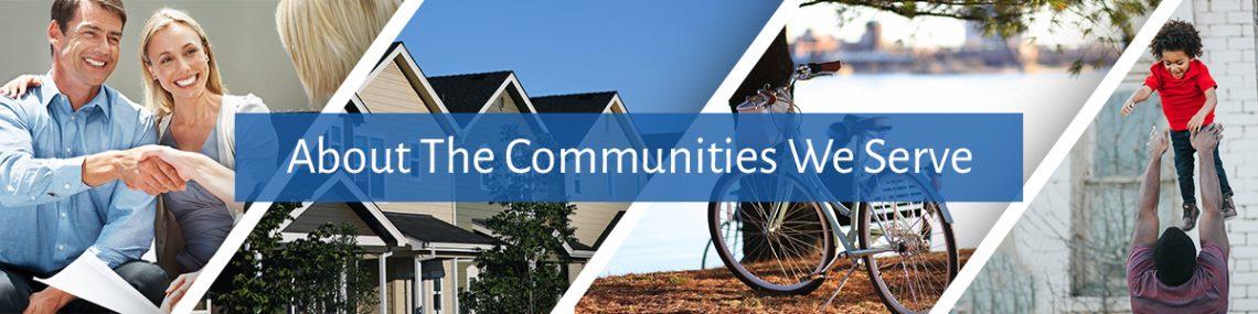 Communities We Serve