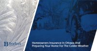 Homeowners Insurance in Ottawa and preparing your home for the colder weather
