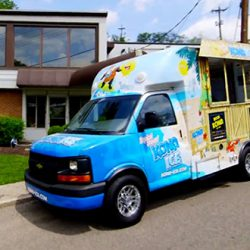 DFW Kona Ice Party Catering - Brain Freeze Events