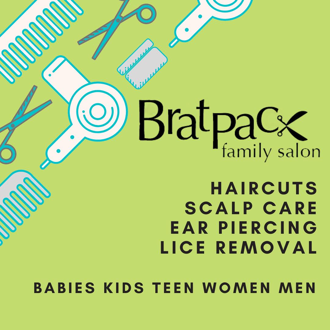 Salon Services Brat Pack