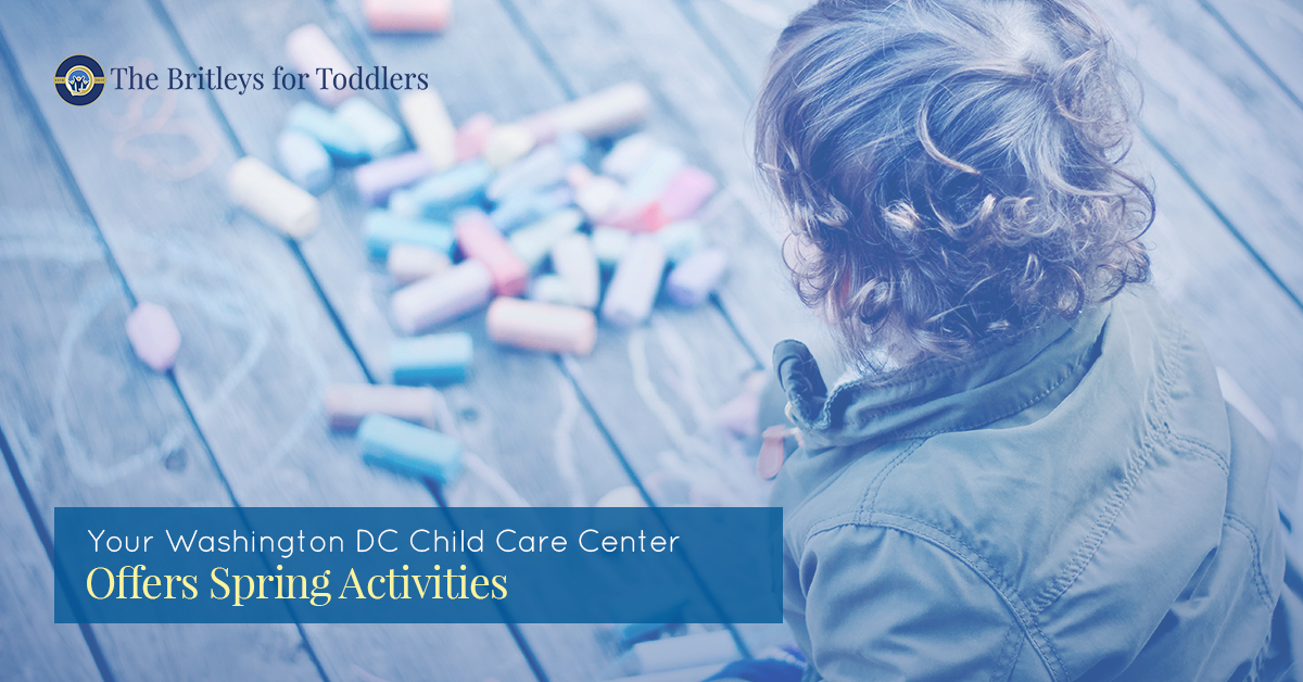 Washington DC Child Care Center Offers Spring Activities