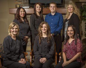 The Brookside Dental Care Team