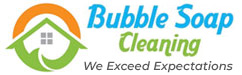 Bubble Soap Cleaning