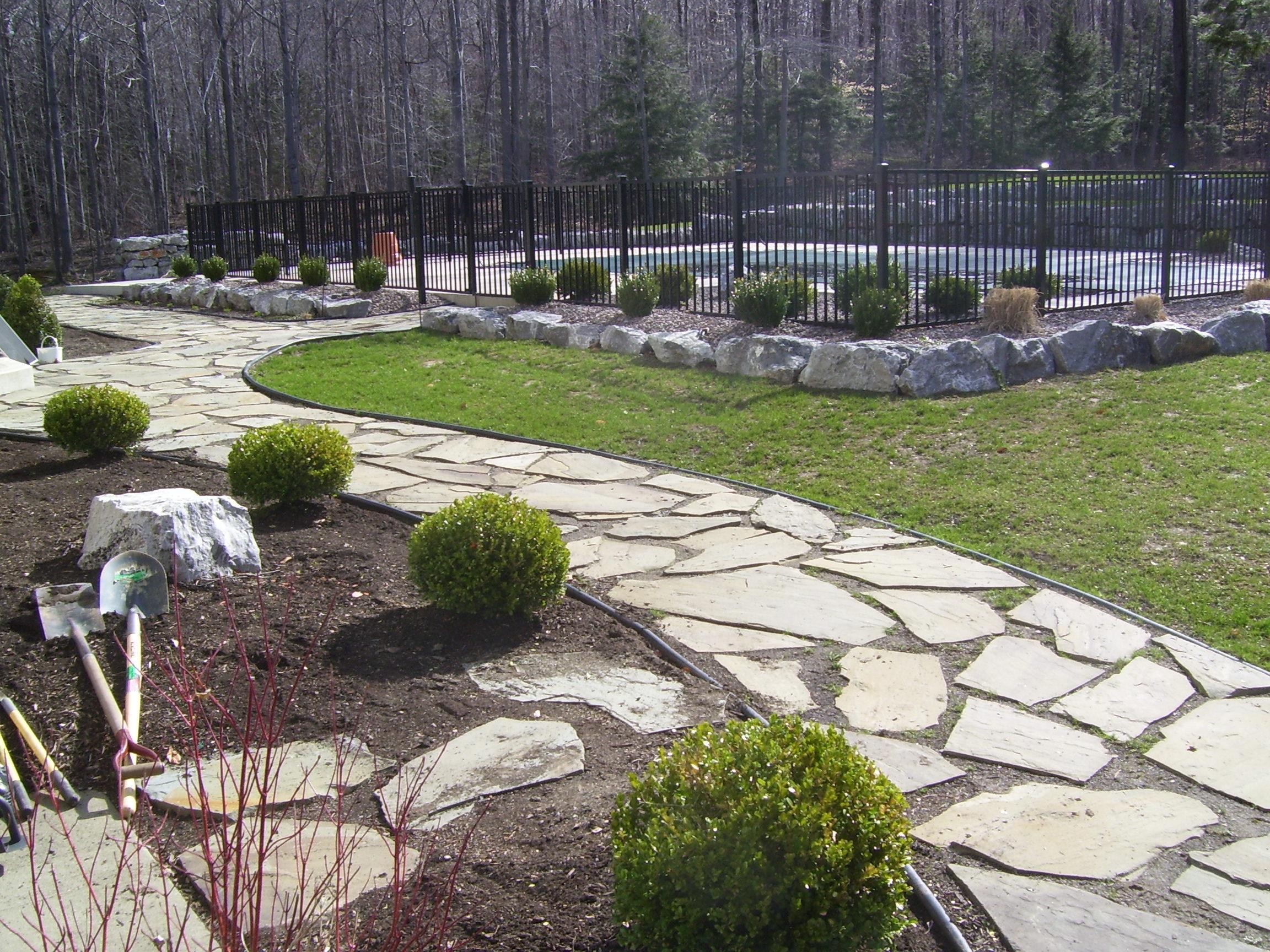 Landscape Design Ideas Buffalo | Hardscape Design NY | Garden ...