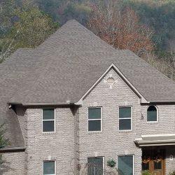 Bullard Roofing contractors' latest work in Blountsville.