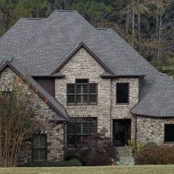 A quality roof installation in Blountsville by Bullard Roofing.