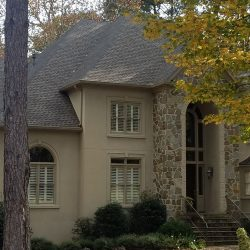 A new roof from Bullard Roofing company in Blountsville.