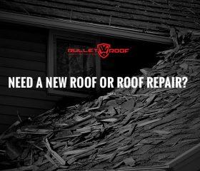 Roofing residential - Bulletroof Georgia