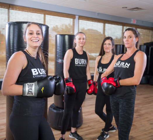 Kickboxing Classes