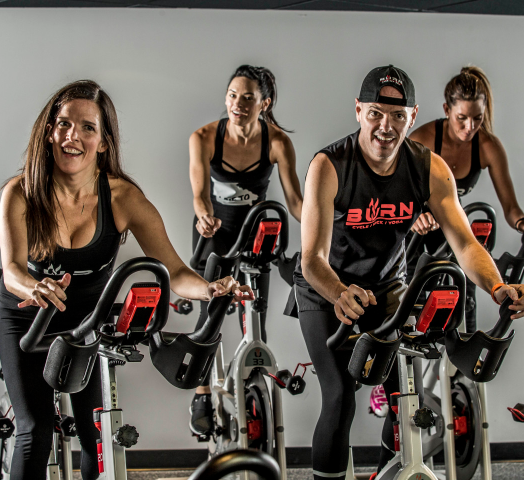 Cycling spin classes