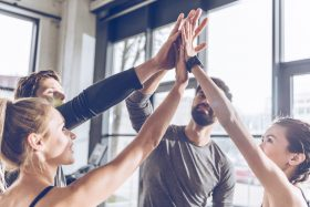 How Group Fitness Classes Motivate