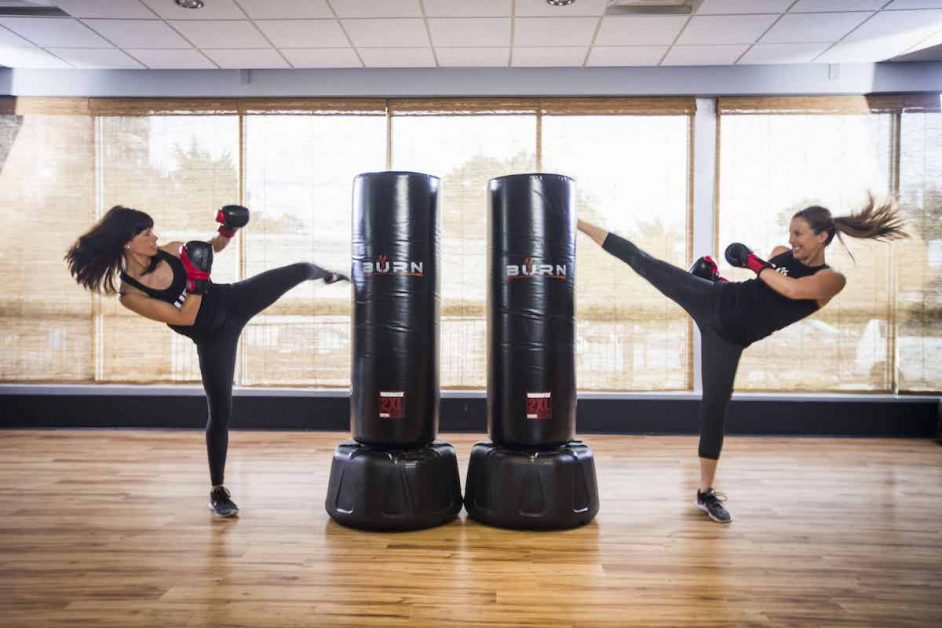 Kickboxing is the Perfect Full Body Workout