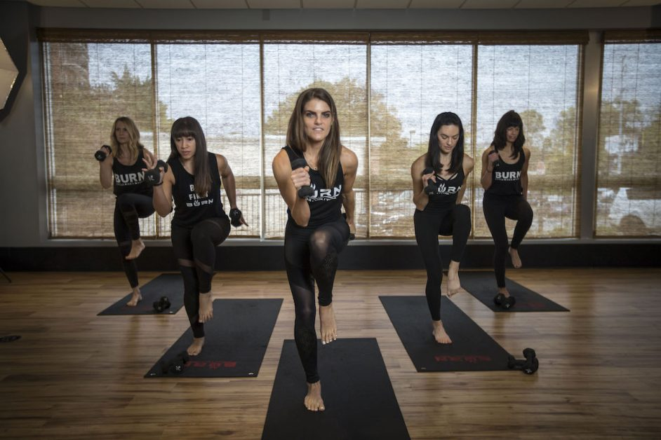 Fitness Plan on Track During the Holidays with Group Classes