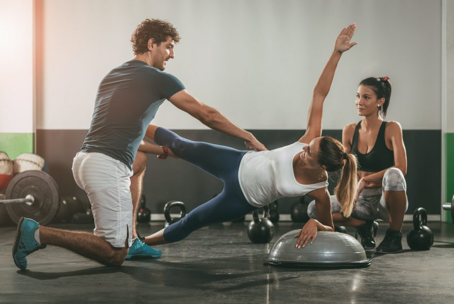 New to Group Fitness Classes 5 Tips