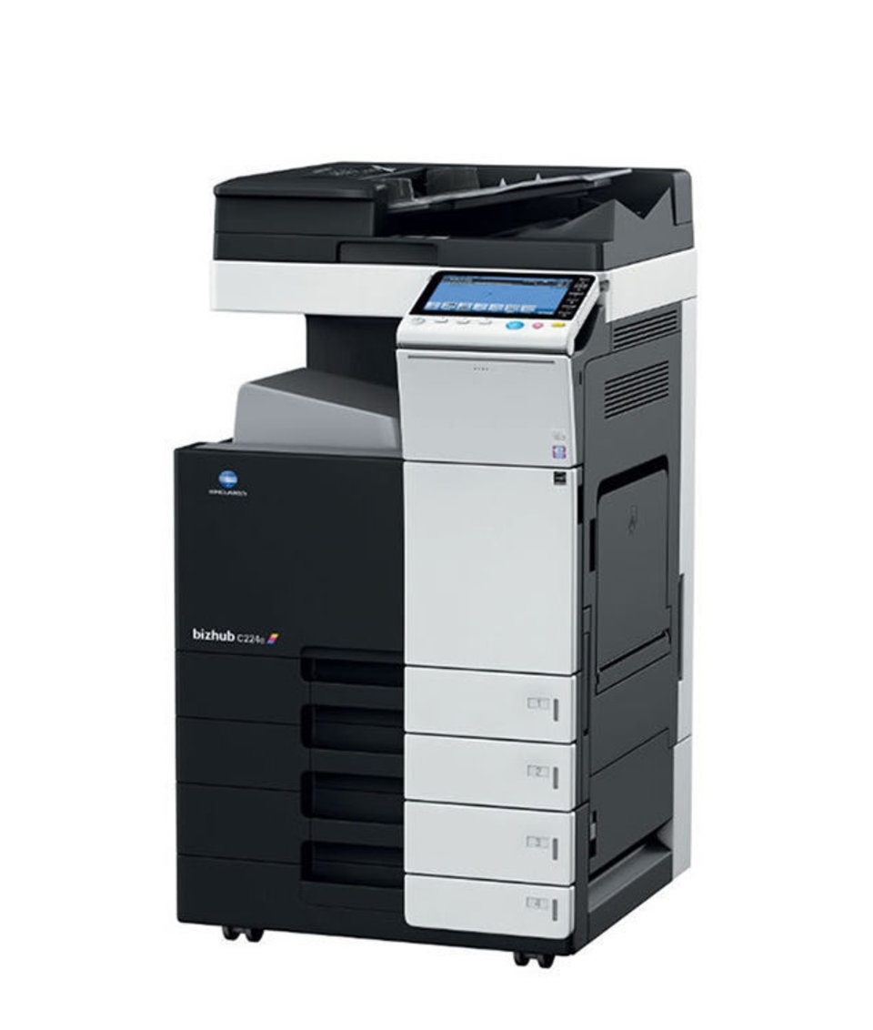 Rent Office Equipment - Rent Commercial Printers And Copiers In