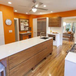 custom kitchen remodeler