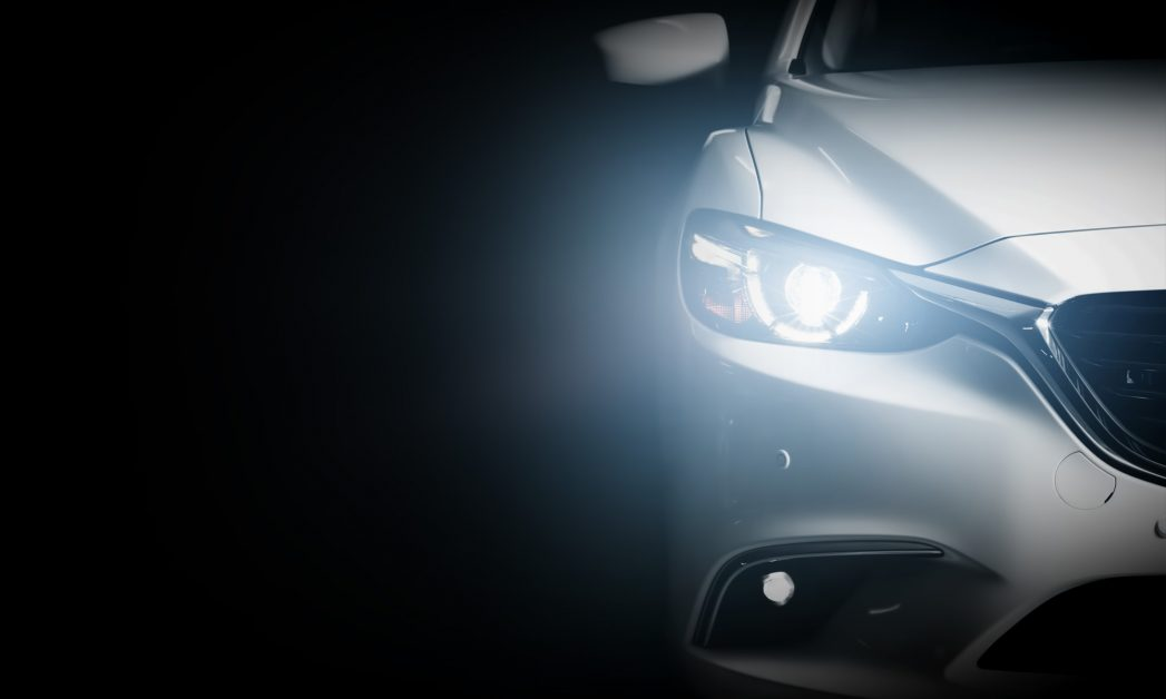 Brilliant white headlights by CarData