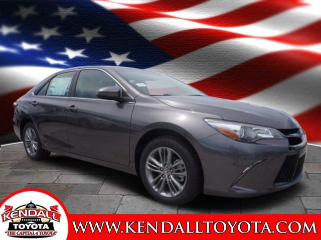 Kendall Toyota American Flag Banner by CarData