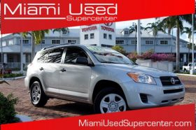 Miami Used Supercenter silver Toyota Ad by Cardata
