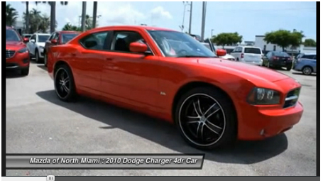 Red 2010 Dodge Charger Feature image by CarData