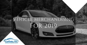 Vehicle Merchandising for 2019 Banner CarData