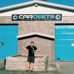 Ben at Car Deets Alaska