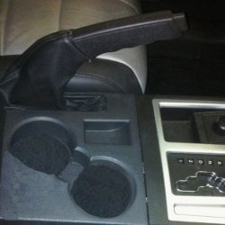 A clean console will make your car much more enjoyable