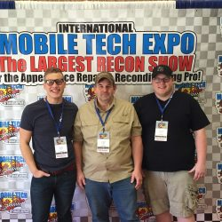 Car Deets Team at the Mobile Tech Expo