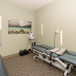Spinal decompression therapy at Cardinal Physical Medicine
