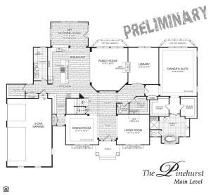 Pinehurst main level