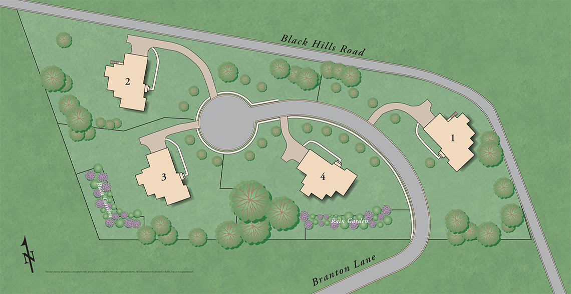 Waterford Creek Site Plan