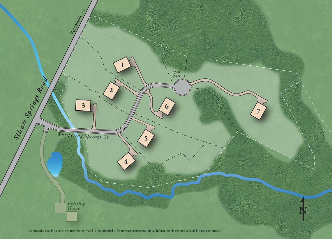 Waterford Creek Site Plan