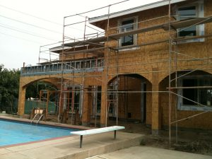 We provide building construction services