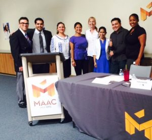 MAAC Bridge To Employment Employer Social October 2, 2014