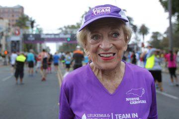Harriette Thompson Photo by UT San Diego