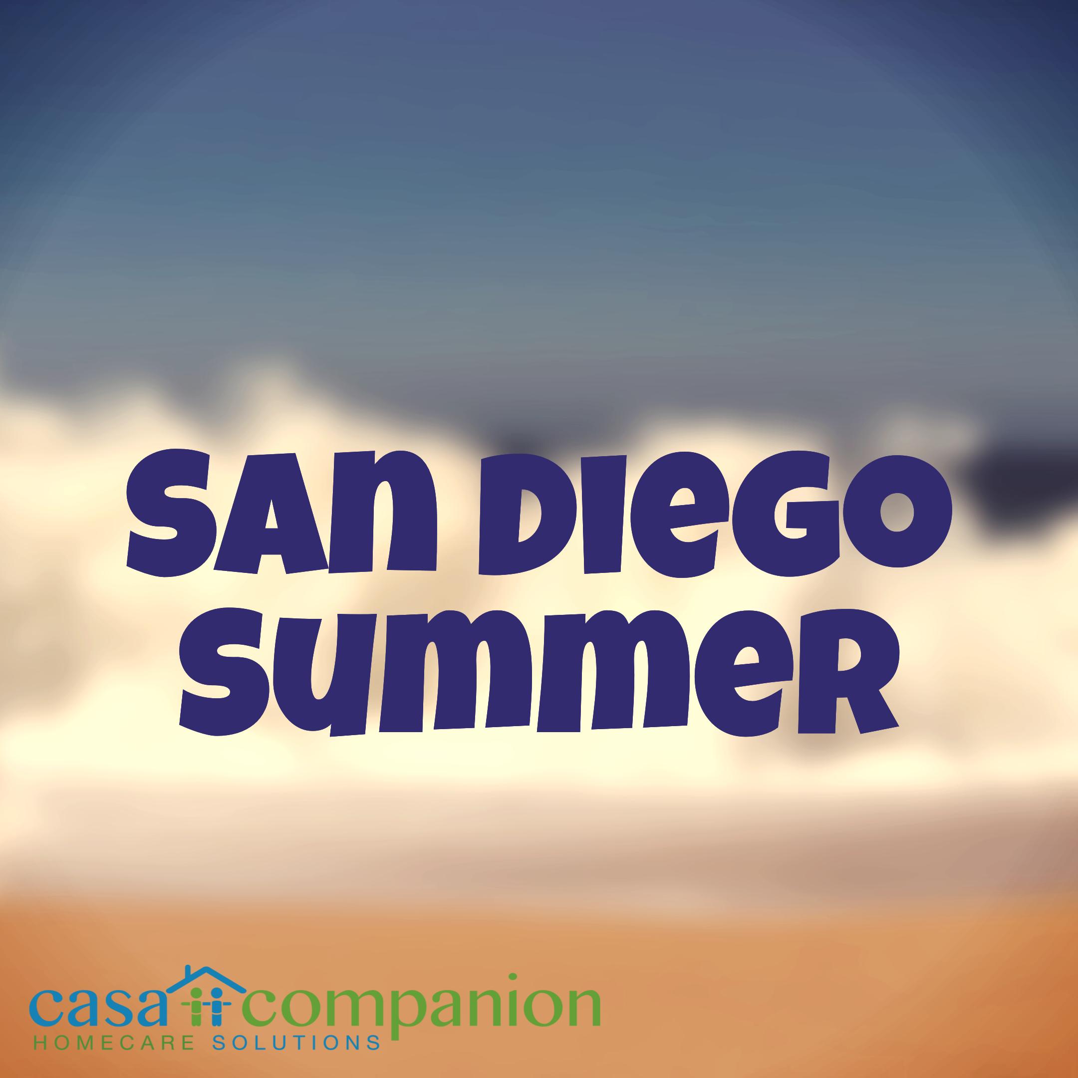 Start Your Super Summer: June In San Diego