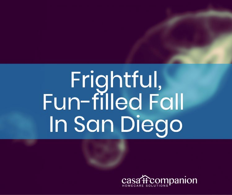 Frightful Fall Fun In San Diego