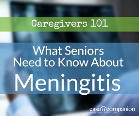 What Seniors Need to Know About Meningitis