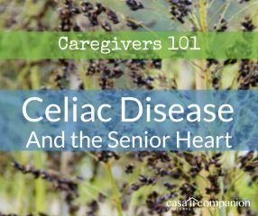 Celiac Disease Senior Heart