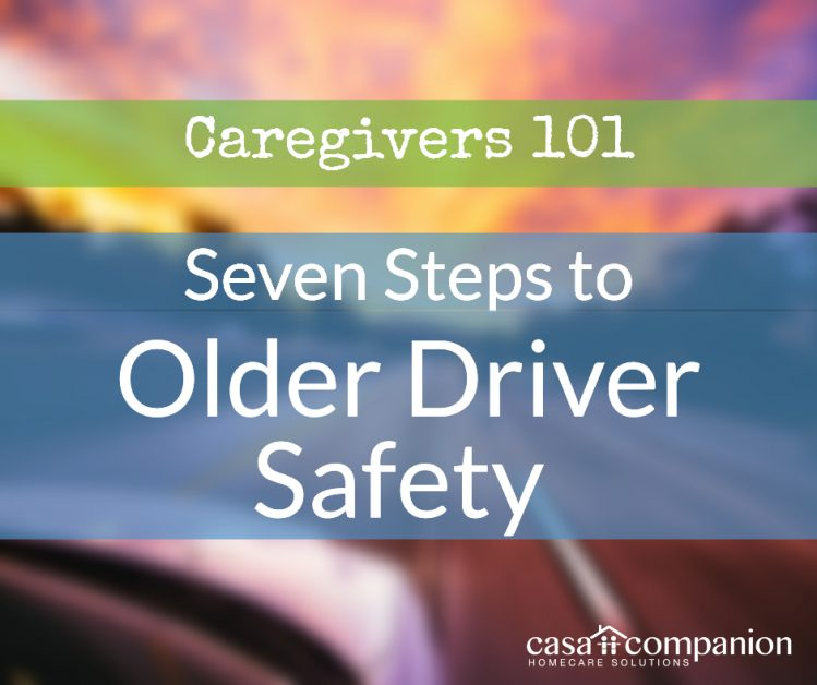 Older Driver Safety Awareness