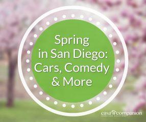 Spring in San Diego
