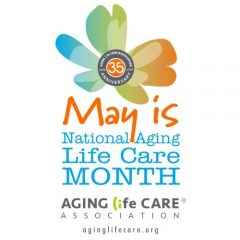 May national Aging Life Care Month